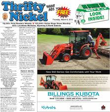 thrifty nickel mar 6 by billings gazette issuu