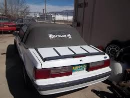 90 mustang parts for sale 90 mustang lx convertible 92 lx hatch rollers also fox