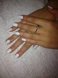 no 1 bio sculpture gel with gems nail art nails pinterest