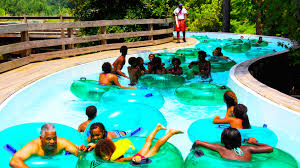 6 Flags Water Park Little Hooch River Six Flags White Water