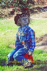 halloween scarecrow costume ideas scarecrow halloween costume honeysuckle footprints