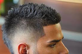 new age mohawk hairstyle a gentleman s coiffure the mohawk returns ape to gentleman