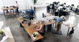Office Desk Risers Height Adjustable Standing Desks Varidesk Sit To Stand Desks