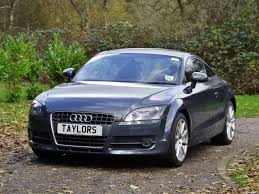audi crawley used cars audi tt 2 0 tdi quattro now sold by taylors pitstop garage nr
