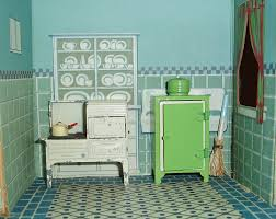 1930 Kitchen by My Vintage Dollhouses Return To Wonderland