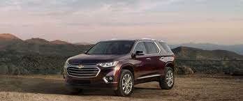 Chevy Traverse Interior Dimensions 2018 Chevrolet Traverse Specs Gm Authority
