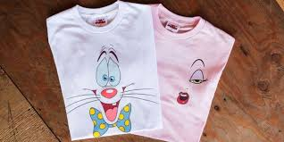 rabbit merchandise imnotbad a rabbit site roger rabbit merchandise by