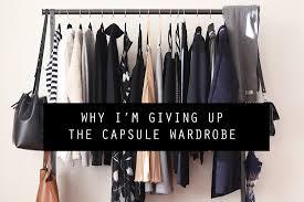 why i u0027m giving up the capsule wardrobe mademoiselle youtube