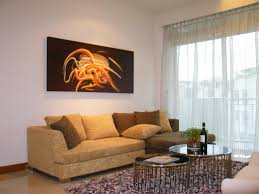 Art For Living Room by Living Room Abstract