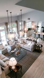 Homes Interior Decoration Ideas by 343 Best Open Floor Plan Decorating Images On Pinterest Living