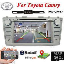 toyota camry 2007 audio system toyota camry navigation ebay