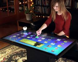 touch screen coffee table multi touch screen coffee table raspberry pi coffee table design
