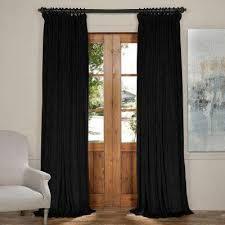Blackout Curtains U0026 Drapes Window Treatments The Home Depot