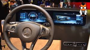 mercedes c class dashboard new 2017 mercedes e class dashboard walktrough youtube
