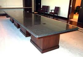 Custom Boardroom Tables Granite Custom Conference Room Tables Hardroxhardrox