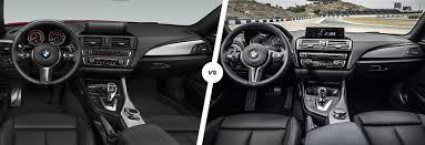 bmw m235i manual bmw m235i vs bmw m2 performance coupe clash carwow