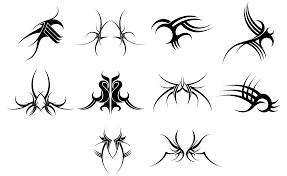 tribal ornaments vector pack for adobe illustrator