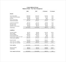 company report format template exle of financial report fourthwall co