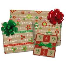ladybug wrapping paper christmas flat wrapping paper folded wrap current catalog