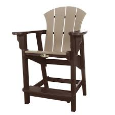 Counter Height Patio Dining Sets - shop durawood sunrise counter height chairs on sale