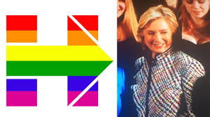 Hillary Clinton Hometown by Hillary Clinton Changes Logo To Support Marriage Am New York