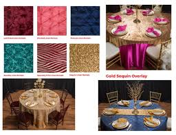 Linen Rentals Table Linen Rentals Party Rental Dayton U0026 Cincinnati