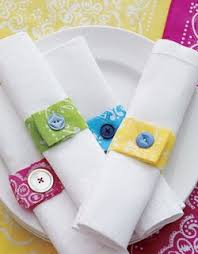 napkin ring ideas brightnest upgrade dinnertime 7 diy napkin ring ideas