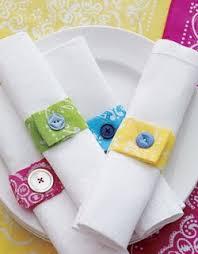 brightnest upgrade dinnertime 7 diy napkin ring ideas