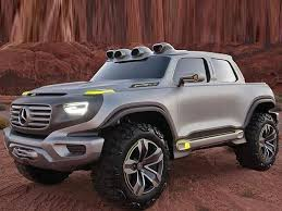 mercedes pick up mercedes pickup leaked mercedes to announce pickup truck plans next