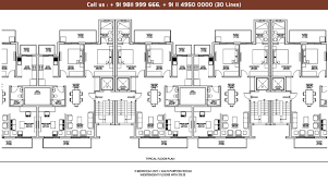floor plan vatika xpressions floors