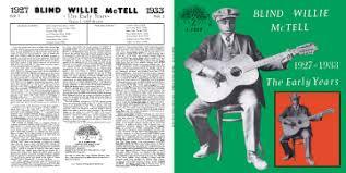 Travelin Blues Blind Willie Mctell Vinyl Com Vinyl Com Blind Willie Mctell The Early Years