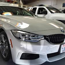 white bmw ceramic coating paint protection aegis u0026 auto pro