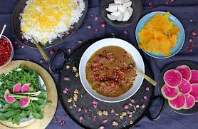 iranische k che persische küche im sonntagsessen zeitmagazin