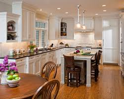 Kitchen With Light Cabinets Light Cabinet Kitchen Houzz