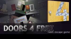 doors 4 free room escape 100 doors youtube