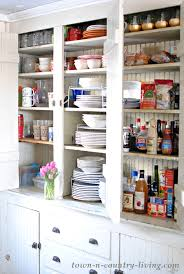 How To Organize A Kitchen Cabinets Organizing Kitchen Cabinets In Five Easy Steps Town Country Living