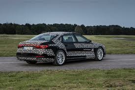 2018 audi a8 we u0027ve driven the world u0027s first level 3 autonomous