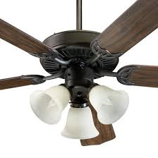 5 Light Ceiling Fan Quorum International 77525 1886 5 Blades 3 Light Ceiling Fan