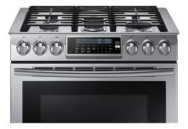 Wolf Drop In Cooktop Samsung 5 8 Cu Ft Self Cleaning Slide In Gas Convection Range