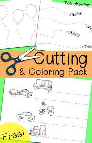 best 25 scissor practice ideas on pinterest preschool cutting