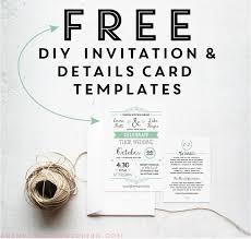 wedding invitation templates printable wedding invitations templates badbrya