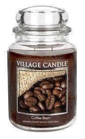coffee bean candle candle large jar coffee bean