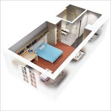 4 Bedroom Apartment Floor Plans One Bedroom Apartment Designs 25 Best 1 Bedroom Apartments Ideas