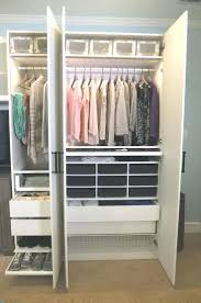 modular transparent clothing storage systemikea clothes systems