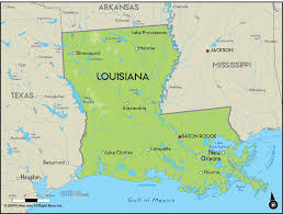 map of louisiana cities map of louisiana cities archives travelsfinders