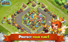 castle clash apk castle clash 1 3 4 apk data apko