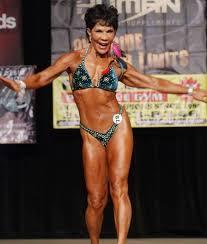 Rene Meme Bodybuilding - 71 year old female bodybuilder goes viral