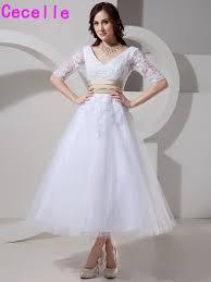 wedding dress pendek panjang pendek wedding dresses beli murah panjang pendek wedding