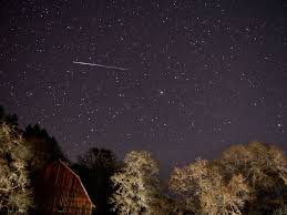 lyrid meteor shower look up tonight as the lyrid meteor shower hits its peak smart