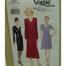 v shaped dress pattern straight fitted dress pattern v shaped midriff insert v neck